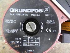 Grundfos Umwälzpumpe UPE 32 / 120 220 mm Heizungspumpe Gastherme