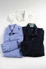 Lorenzini Two Boxes Lot 3 Mens Button Down Shirts Sizes 17 43