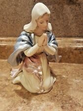 Fitz & Floyd Classics Nativity Figure Blessed Mother Mary 19/201 Mib