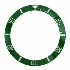 Ghiera in Ceramica per Submariner Verde