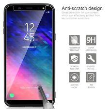 Pellicola Vetro Temperato per Samsung Galaxy A6 2018 / A6 PLUS 2018 o PANNO