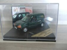 """Vitesse 1/43 - Renault Kangoo """"Pampa"""" - Metal green 1998"""