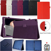 PU Leather Smart Book Flip Folio Stand For Apple iPad Mini/Air/Pro 9.7/10.2/10.5