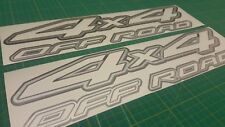 Navara 4x4 Off Road  D22 Frontier replacement decals stickers graphics