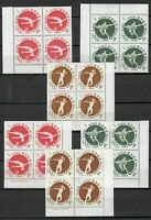 s33110 JAPAN 1961 MNH Tokyo Olympic Games 3v x 8 sets as per scan