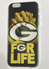 Green Bay Packers Soft TPU Phone Case Cover For iPhone / Samsung / LG