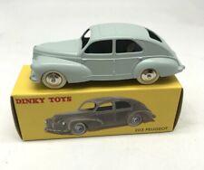 DINKY TOYS 1/43 DeAgostini 24R 533 PEUGEOT 203 Die-cast Car Model Collection