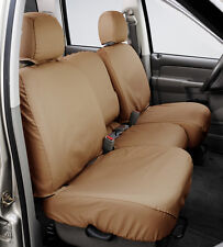 Seat Cover Seat Saver SS2411PCTN 2009-2014 Ford Expedition Tan