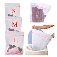 le nylon sacs à laver sacs de linge filets fermeture de la valise du panier