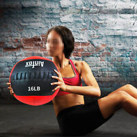 Wall Ball Home Gym Crossfit Fitness Soft Weighted Workout Training Medicine Ball