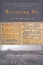 Rockman-Scraping By BOOK NEW