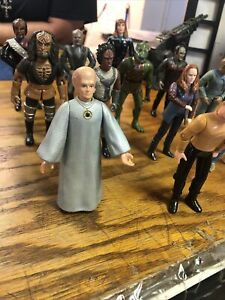 ALL 1996 Classic Playmates. STAR TREK Action Figures Lot Of 12! NO RES! SEE PICS
