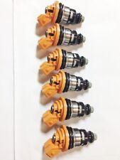 OE Ford Fuel Injector Set # F5RZ9F593A - NEW X 6