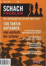 ChessBase Schach Problem Die rätselhaften Seiten von Fritz  - Heft-Nr. 04 / 2017