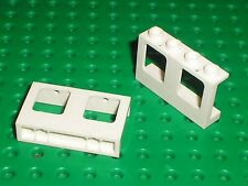 Fenetres avion LEGO CITY plane windows 61345 / Set 41109 3181 60104 41100 3222..