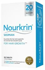 Nourkrin Woman 180 Tablets 3 Month Supply New