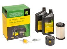 John Deere Inspektionspaket Filter Wartungskit Rasentraktor Aufsitzmäher LG271