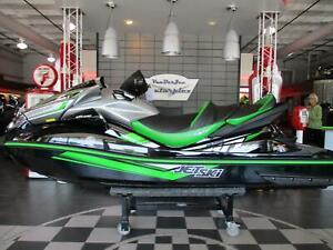 2021 Kawasaki Ultra 310 LX JET SOUND