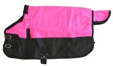 Miniature Horse Winter Blanket 600D Rip Water Proof 250g Light Weight Pink 46