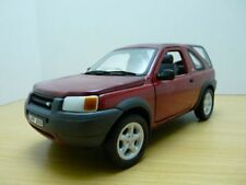 OCCASION LAND ROVER FREELANDER 3 portes rouge 1/18