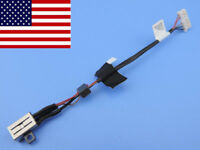 DC Power Jack In Cable Harness for DELL Inspiron 17 5000 5755 DC30100TT00