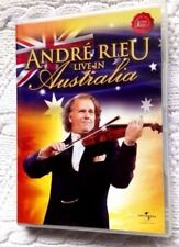 ANDRE RIEU: LIVE IN AUSTRALIA (DVD) R-2,4,LIKE NEW, FREE SHIPPING IN AUSTRALIA