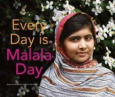 Every Day is Malala Day, Very Good Condition Book, Rosemary McCarney, ISBN 97817