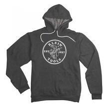 Klein Tools 96609GRYS Dark Gray Hooded Sweatshirt