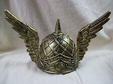 Norse God Winged Helmet Hat Viking Steampunk Hermes Mercury Olympian Thor She-ra