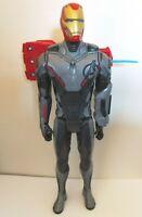 "Marvel Avengers Titan Hero Series Power FX 2.0 Ironman Action Figure 12"""