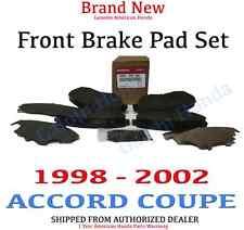 brake pad oem honda motorcycle 90 shadow 1998   ebay