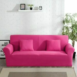 Spandex Sofa Cover Furniture Armchair Modern Living Room Stretch Couch Slipcover