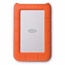 "LaCie Rugged Mini ShockProof 1TB USB 3.0 2.5"" Portable External Hard Drive HDD"