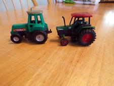 2 Tonka Farm Tractors 1/64  Kentoys and Maisto