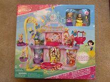 Disney Princess Little Kingdom Musical Moments Castle Brand New in Box
