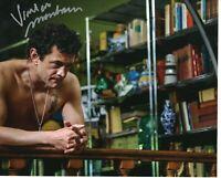 Vinicio Marchioni Foto Autografata Autografo Signed Cinema Italian Actor