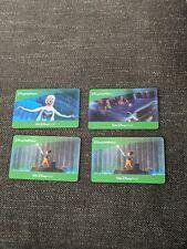 4 Pack 1 day Walt Disney World or Disney Land Park Hopper Pass Tickets With/ BO
