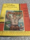 1940 SOUTH BEND BAIT COMPANY FISHING CATALOG - Vintage  condition