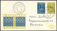 Netherlands 1966 Europa FDC First Day Cover #C27256