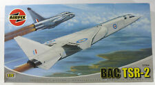 AIRFIX 1/72 BAC TSR-2  TACTICAL STRIKE AND RECONN PROTOTYPE AIRCRAFT KIT NIOB