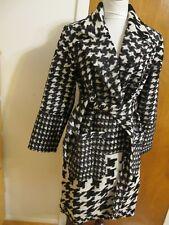 Anthropologie Women's Black Motif Basic Jacket Coat Size SP NWT fits PM