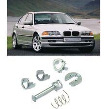 Para BMW 3 serie E46 CERRADURA JUEGO de reparación cilindro cierre delant
