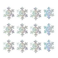 24-100 Christmas Tree Snowflake Table Confetti Xmas Party Decorations Sprinkles
