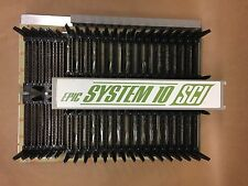 SCI EPIC System 44 slot motherboard rack Rev. D **New in Box**