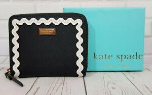 Kate Spade New York  Darci Laurel Way Ric Rac Black Colour Wallet
