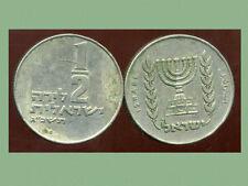 ISRAEL 1/2  lira    1963