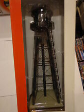 Walthers Cornerstone HO #2825 City Water Tower - Built-ups -- Assembled - Black