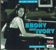 Ebony And Ivory Various Audio's Audiophile Vol. 05 24 Karat Zounds Gold CD RAR