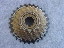 SHIMANO MF-TZ 21 Screw Gear Freewheel 7- Compartment 14 -28 Teeth NEW