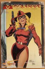 MASQUERADE #1c variant (2009 DYNAMITE Comics) ~ VF/NM Book